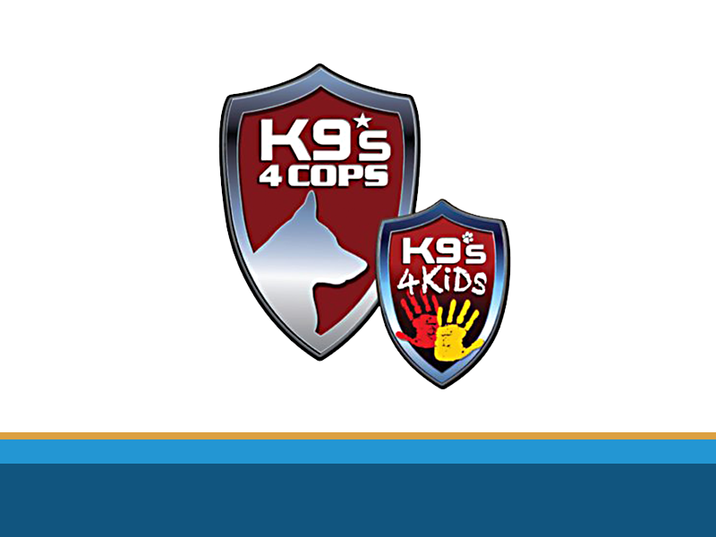 K9 4 Cops and Kids
