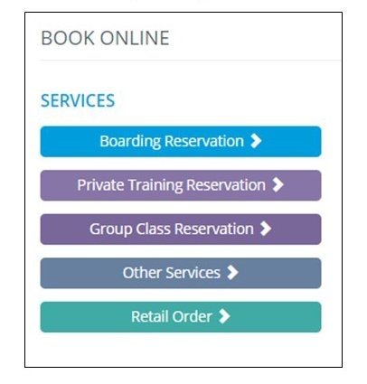 Image of Booking Online Services
